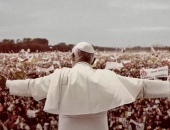 Szent II. János Pál pápa