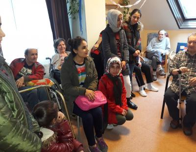 török népdal éneklése