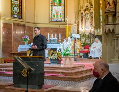 Őrsi Gergely Polgármester köszöntése