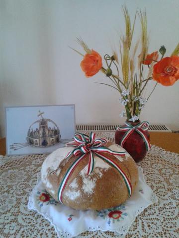 Az Új kenyér megszentelése