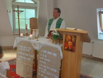 záró szentmise