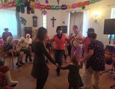 Zorba tánc