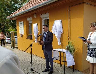 Dr. Vajda Norbert Főigazgató Úr ünnepi köszöntője