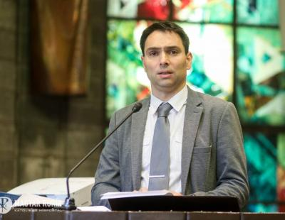 Dr. Vajda Norbet Főigazgató Úr köszöntője