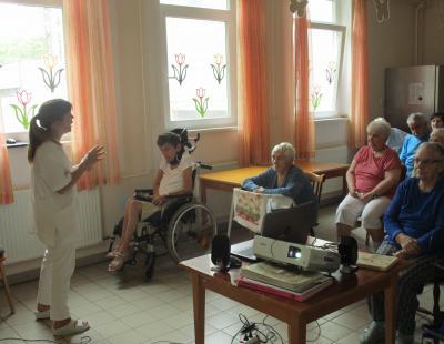 Egészségnap - fókuszban a demencia