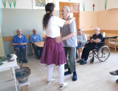 Szüreti tánc