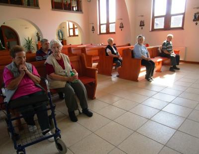 Templom látogatás